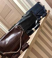 """Стильная, женская сумочка выполненная из экокожи люкс (30см*24см) """"Прямоугольный клапан"""" РАЗНЫЕ ЦВЕТА"""