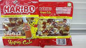 """Желейки """"Haribo"""" Happy Cola 200г"""