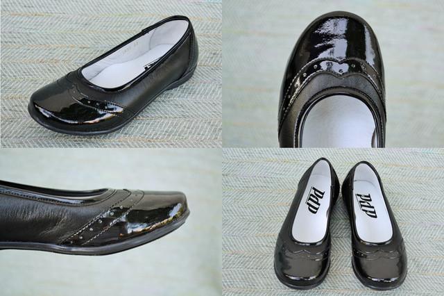 Детские школьные туфли, PDP фото