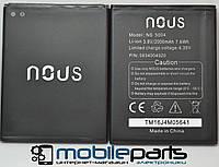 Оригинальный аккумулятор АКБ (Батарея) для Nous NS 5004 (3.8V 2000mAh)