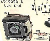 Селектор модуля управления Low End C00143067 для стиральных машин Indesit