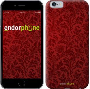 Чехол на iPhone 6 Чехол цвета бордо