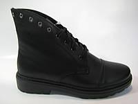 Кожаные женские демисезонные ботинки ТМ Inblu, фото 1