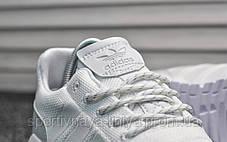 Кроссовки мужские белые Adidas AF 1.4 Primeknit White (реплика) , фото 3