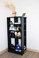 Подставка под обувь или обувница 400 мм очень вместительная и удобная. Ширина 400 мм. 8 пар обуви