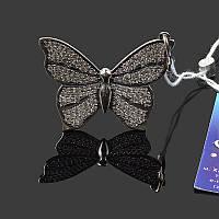 Серебряная подвеска Бабочка