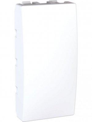 Заглушка 1-модуль Білий Unica Schneider Electric