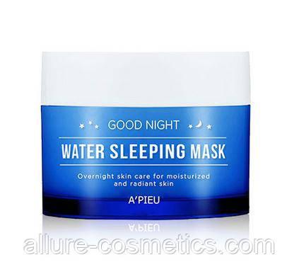 Ночная увлажняющая маска для лица A'PIEU Good Night Water Sleeping Mask