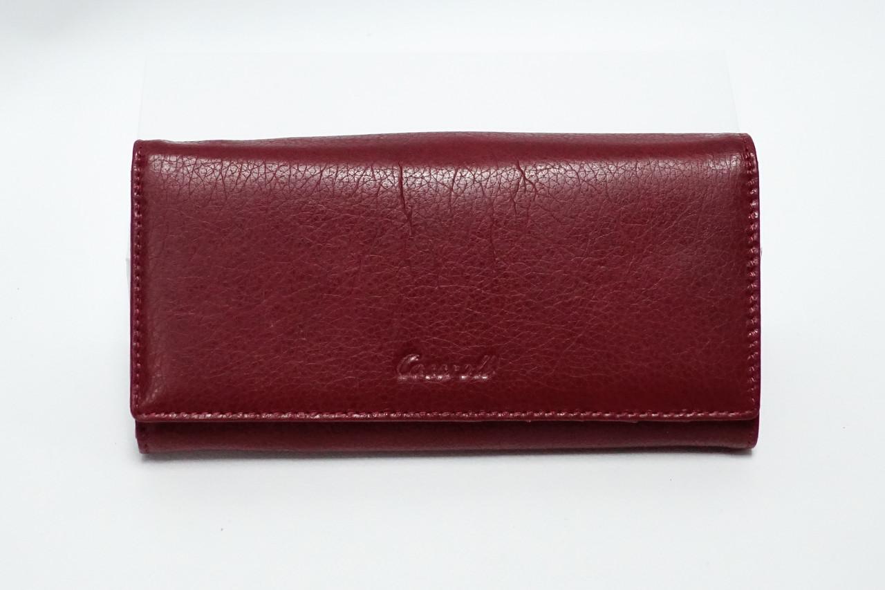 Кожаный кошелек Cossroll 02-9111