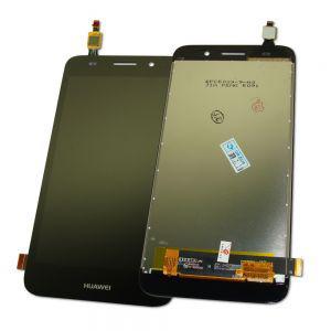 Дисплей Huawei Y3 (2017) Y5 Lite с тачскрином черный Оригинал