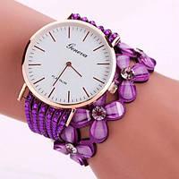 Geneva Женские часы Geneva Creative Purple, фото 1
