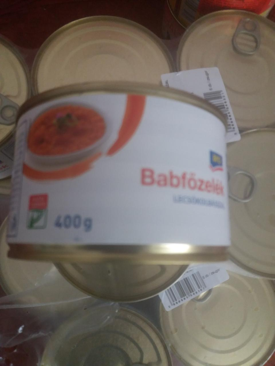 Консерва мясная - домашняя колбаса с бобами 400г /Венгрия/