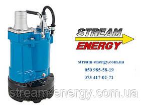Насос для грязной воды Tsurumi KTV до 60м3/час, 35м (Япония)