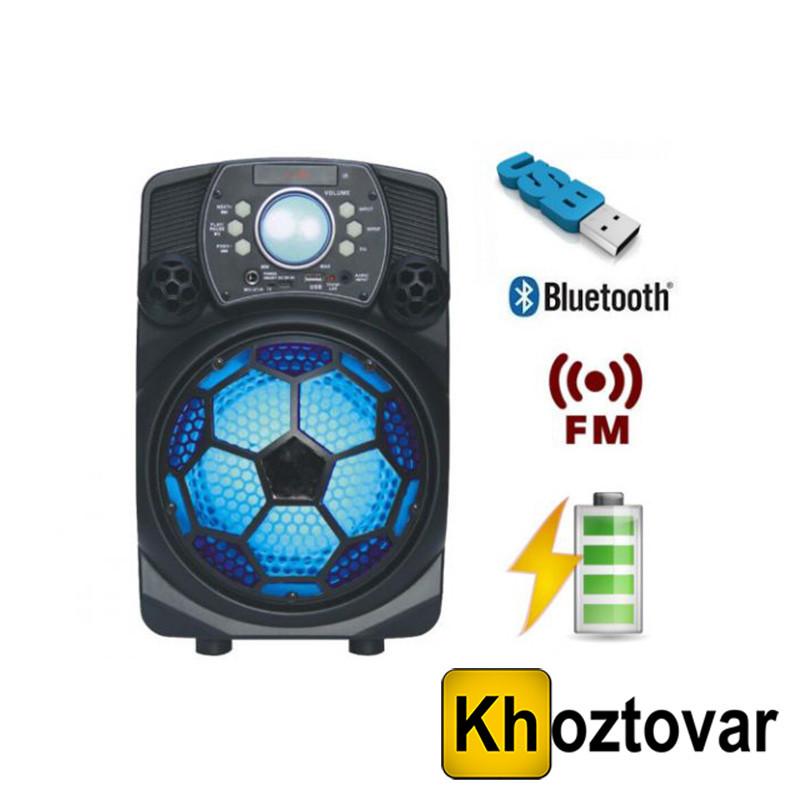 Портативная акустика Q8 USB/TF/FM/Bluetooth