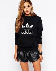 Худи Adidas, трилистник