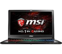 Ноутбук MSI GE62 6QF Apache Pro (GE626QF-011XPL)