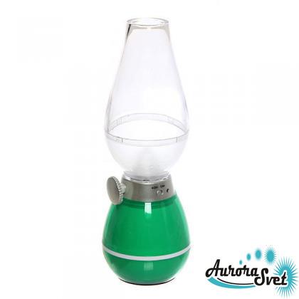 Лампа нічник.Гасниця. LED каганець. Світлодіодний світильник-нічник.