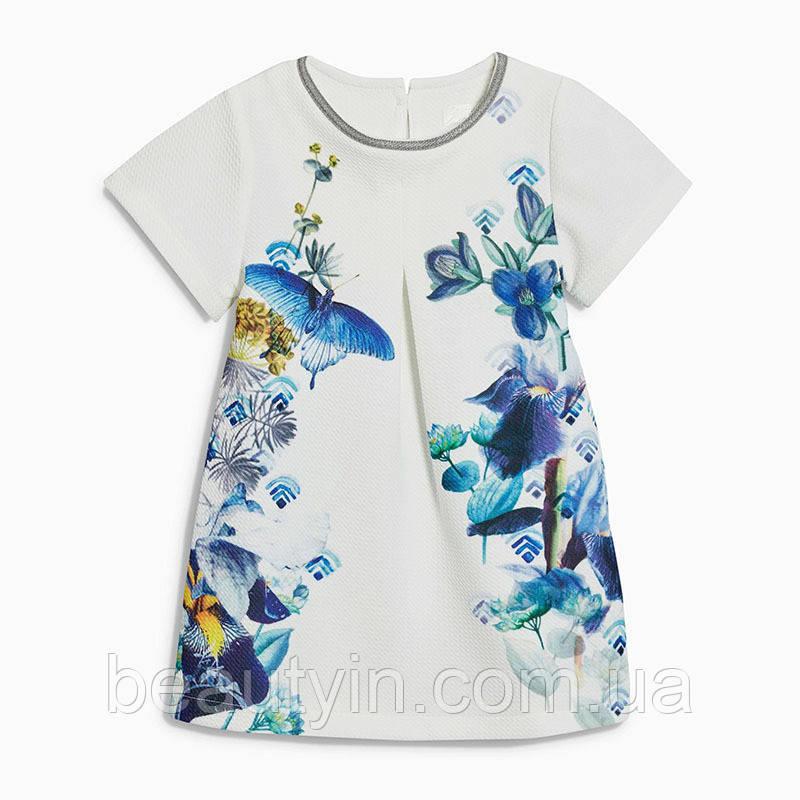 Платье для девочки Бабочка Little Maven
