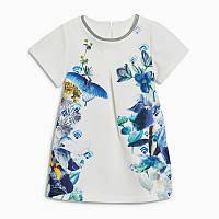 Платье для девочки Бабочка Little Maven, фото 1