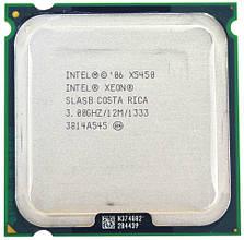 Процессор Intel Xeon X5450 4-ядра 3.0GHz SLASB C0 для LGA775 + термопаста GD900
