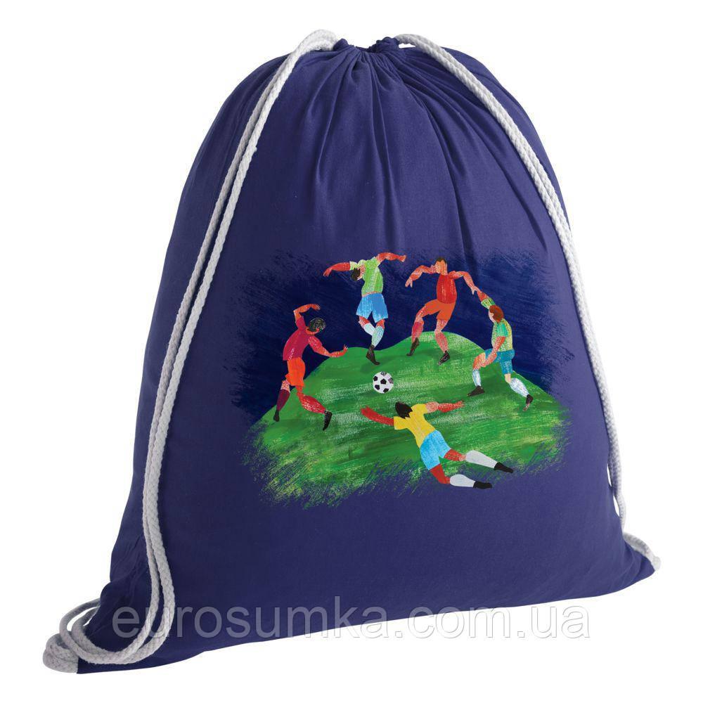 Тканинний рюкзак з принтом від 50 шт.