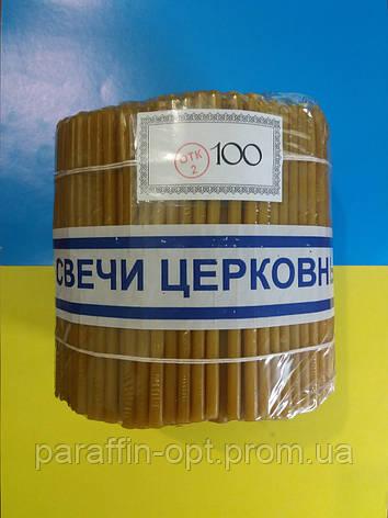Свеча парафинова №100 (от 10 пачек), фото 2