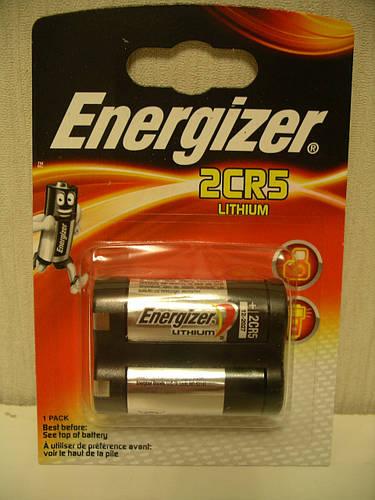 Energizer 2CR5 батарейка 6V