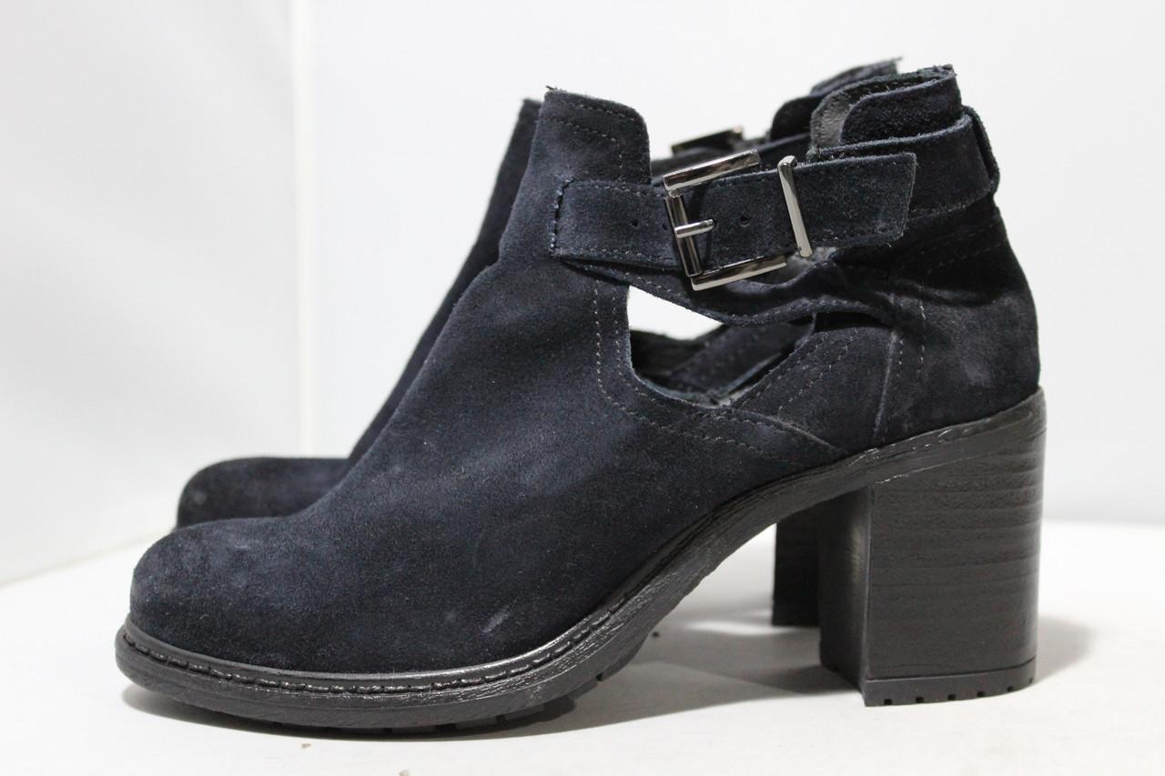 Женские замшевые ботинки Minelli, 35 размер