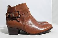 Женские кожаные ботинки San Marina 38р., фото 1