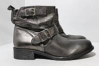 Женские кожаные ботинки Andre, 38р., фото 1