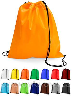 Рюкзак мешок с логотипом от 300 шт.