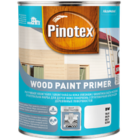 Алкидная грунтовочная краска Pinotex Wood Paint Primer 1 л