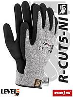 Захисні рукавички REIS R-CUT5-NI