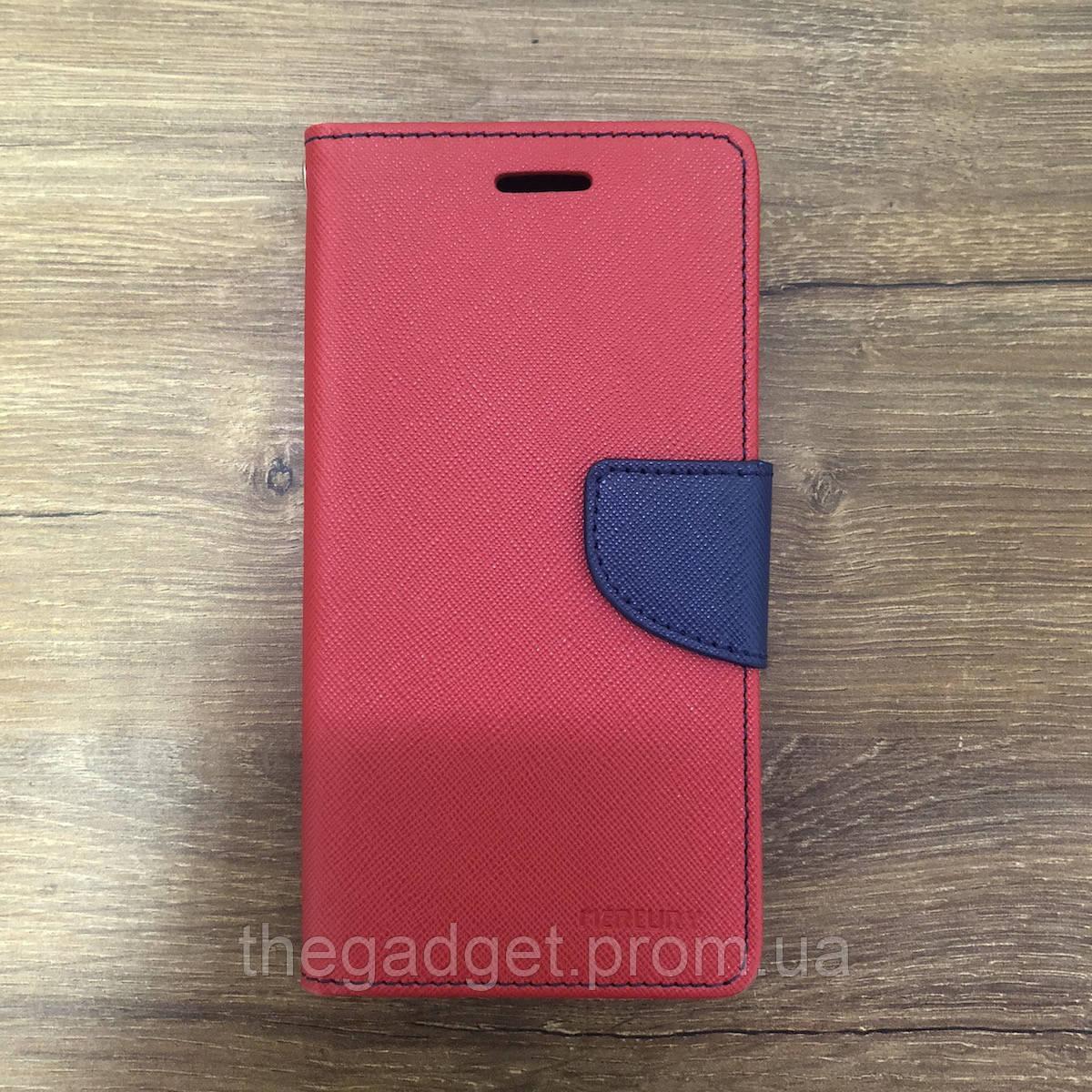 Чехол Книжка Goospery Samsung A520 (A5-2017) красный