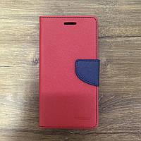 Чехол Книжка Goospery Samsung A520 (A5-2017) красный, фото 1