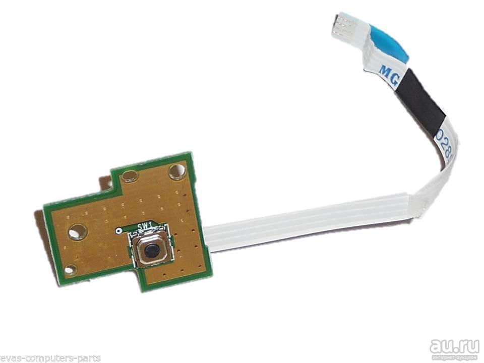 Плата кнопки включения для ноутбука Dell Inspiron N5040