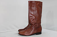 Женские кожаные сапоги Minelli, 39р., фото 1