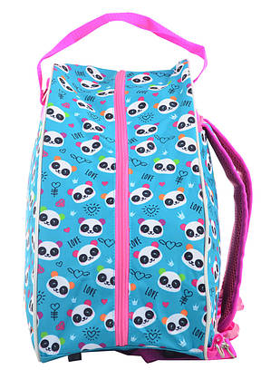 Рюкзак-сумка Lovely pandas, 35*20*34, фото 2