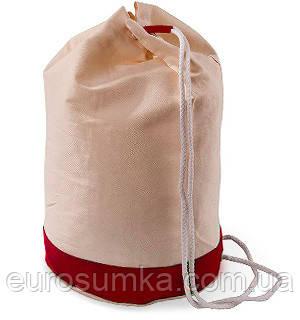 Холщовый рюкзак от 100 шт.