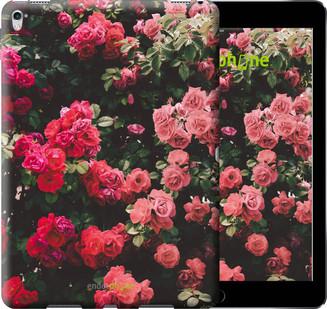 Чехол на iPad Pro 9.7 Куст с розами