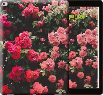 Чехол на iPad Pro 12.9 Куст с розами