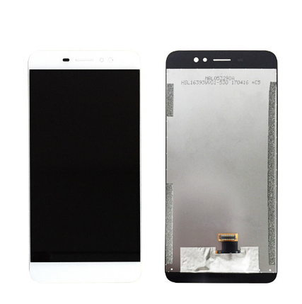 Дисплей + сенсор Ergo F501 Magic Dual Sim White, фото 2