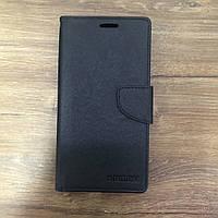 Чехол Книжка Goospery Samsung A300 (A3) черный, фото 1