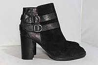 Женские замшевые ботинки Minelli, фото 1