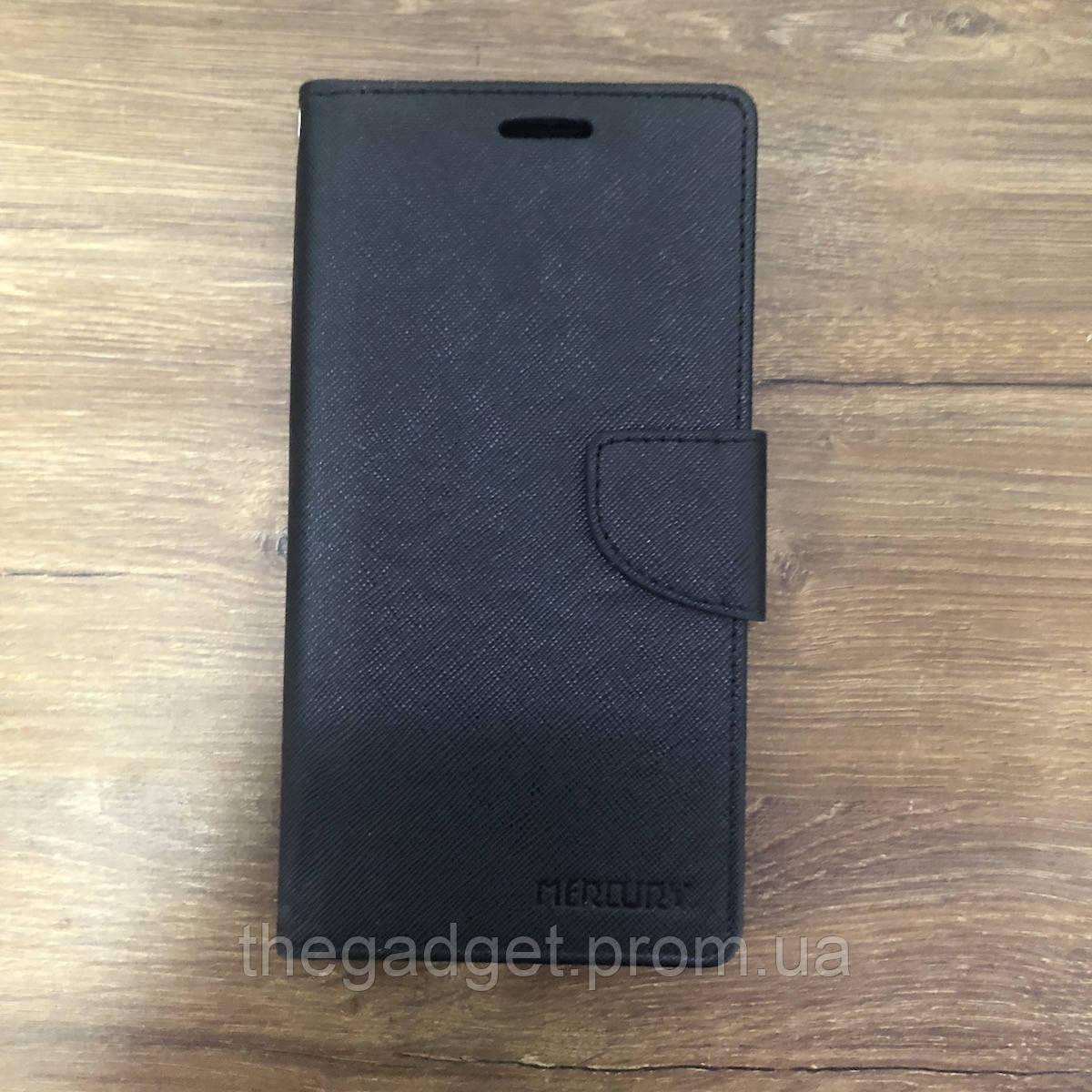 Чехол Книжка Goospery Samsung A520 (A5-2017) черный