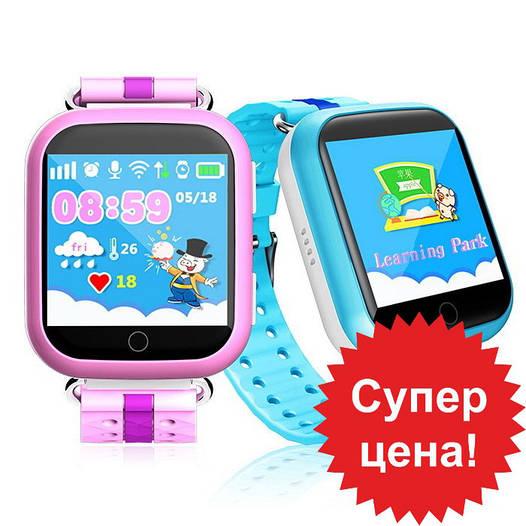 Детские умные часы Q100S (GW200S, Q750, Q100), smart baby watch