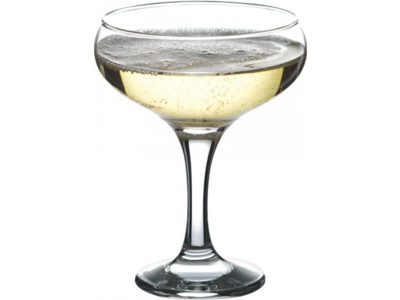 Бокал для шампанского Pasabahce Bistro 270 мл. 44136-SL