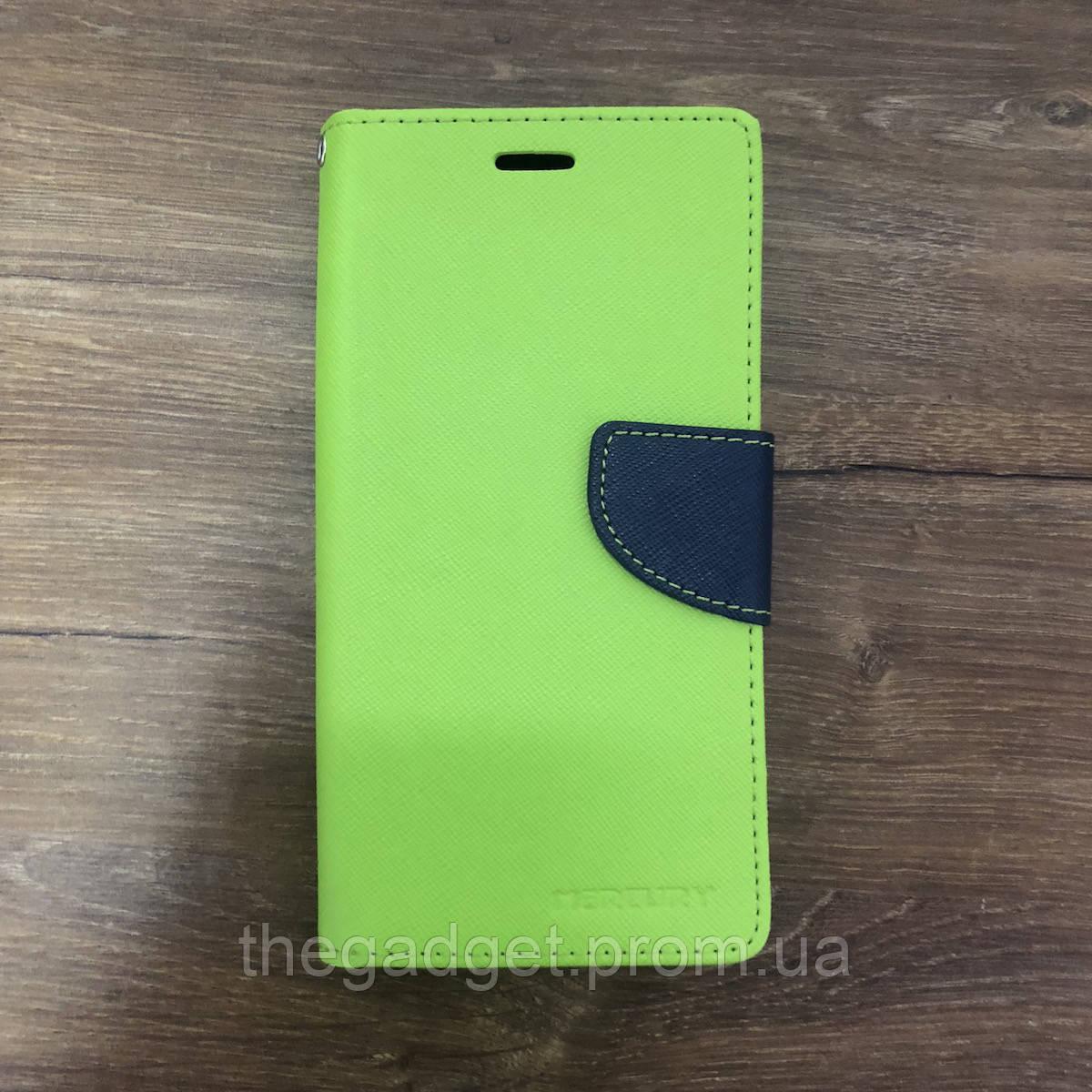 Чехол Книжка Goospery Samsung A510 (A5-2016) зеленый