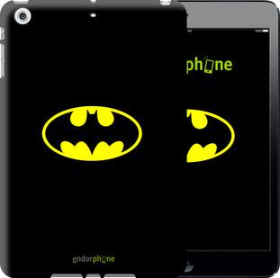 Чехол на iPad mini Бетмен логотип