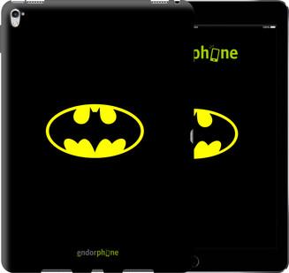 Чехол на iPad Pro 9.7 Бетмен логотип
